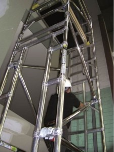 Aluminium Tower Hire